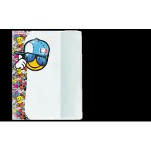 """Обложка д/тетрадей и дневников""""Proff.Smiley"""" 130мкм (3шт)"""
