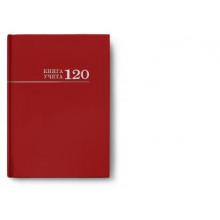 Книга учета А4 120л. БОРДО