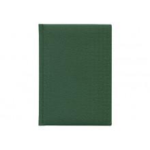 Ежедневник А5 160л.ОЛИВ зеленый кожзам