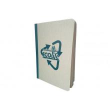 Блокнот А5 64л.EcoLife-4 мат.ламин.лак