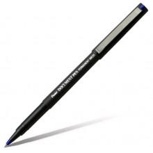Роллер Document Pen, 0,5мм, син., одноразовый Pentel