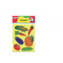 "Трафарет ""Овощи"" Стамм"