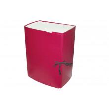 Архивный короб с завязками 320*250*150 мм, разборной, ассорти Office Space