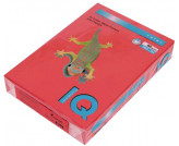 "Бумага ""IQ CoIor Intensive""  А4 160г 250л кораллово-красный, CO44"
