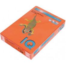 """Бумага """"IQ CoIor Intensive""""  А4 80г 500л оранжевый, OR43"""