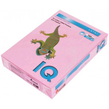 """Бумага """"IQ Color paIe"""" А4 160г. 250 л розовый, PI25"""