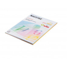 Бумага Maestro Color А4 п80 500л. светло-синяя