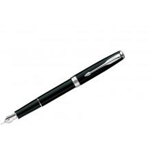 "Набор подар.1 ручка перьевая PARKER ""Sonnet Matte Black CT"""