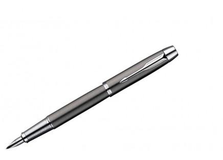 """Набор подар.1 ручка перьевая PARKER """"IM Premium Deep Gun Metal Chiselled CT"""""""