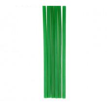 """клей термо """"Зеленый""""  7мм*18см  6шт."""