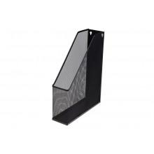 Лоток вертикальный сетка, металл черный
