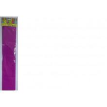 Бумага Креп малиновая 22г/м2 50*250 см 1лист Феникс
