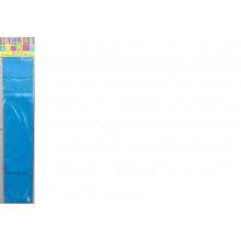 Бумага Креп св.-синяя 22г/м2 50*250 см 1 лист Феникс