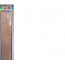 Бумага Креп перламутр оранжевая 22г/м2 50*250 см 1 лист Феникс