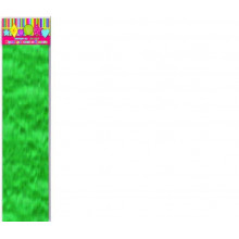 Бумага Креп эластичн. зеленая 30г/м2 50*250 см  1лист Феникс
