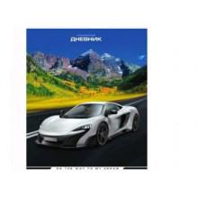 """Дневник """"Белое авто"""" 48л. Феникс"""
