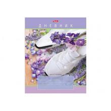 Дневник 5-11кл. 48л. -Shoes in trend- на скобе, со справ.инф. Hatber