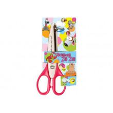 Ножницы детские фигурные ZIG-ZAG Centrum