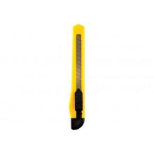 Нож канц. 9мм со сталь.многосекц.лезвием 80336 Centrum