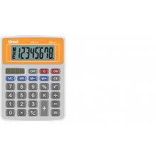 Калькулятор UNIEL настольный средн. UВ-12 О 8 разр. 126*95*25