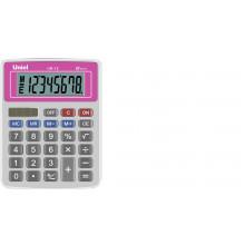 Калькулятор UNIEL настольный средн. UB-12R 8 разр. 126*95*25мм