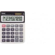 Калькулятор UNIEL настольный средн. UC-20II 10 разр. 130*100*27мм