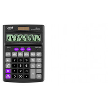 Калькулятор UNIEL настольный больш. UD-70 12 разр. 190*137*44