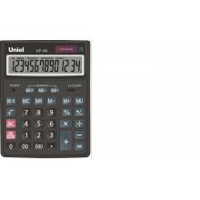 Калькулятор UNIEL настольный больш. UF-60 14 разр. 206*155*35мм