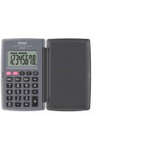 Калькулятор UNIEL карманный UK-08K 8 разр 104х62,8х10,5 мм***