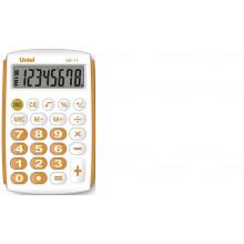 Калькулятор UNIEL карманный UK-11О 8разр. 97*62*11мм