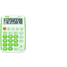 Калькулятор UNIEL карманный UK-11G 8 разр. 97*62*11мм