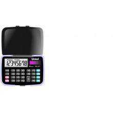 Калькулятор UNIEL карманный UK-27 8 разр. 92х65х12мм