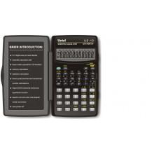 Калькулятор UNIEL инженерный US-10 56функц, 120*72*12мм