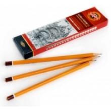 Карандаш графитный KIN 1500(2В) ориг.