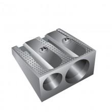 Точилка метал. 2 отверстия   OfficeSpace