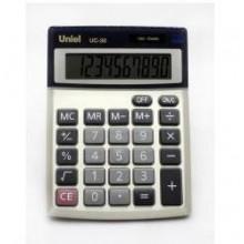 Калькулятор UNIEL настольный средн. UB-30 8разр, 138*103*32