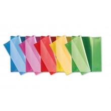 Обложка д/классного журнала цветные .(10шт) Феникс
