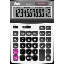 Калькулятор UNIEL настольный средн. UD-64 12 разр. 178*123*38мм