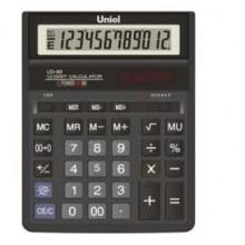 Калькулятор UNIEL настольный больш. UD-68 12 разр. 203*158*30 (аналог 888)
