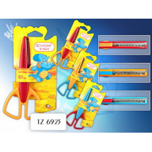Ножницы детские фигурные 3,7см TZ6923