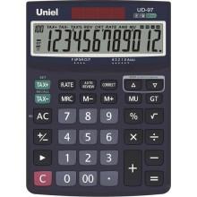 Калькулятор UNIEL настольный больш. UD-97 12 разр. 188*139*34