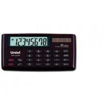 Калькулятор UNIEL карманный UM-37BR 12 разр. 83*54*5 кр-коричн