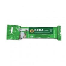 Пластилин  КIN Keraplast 300г,белый